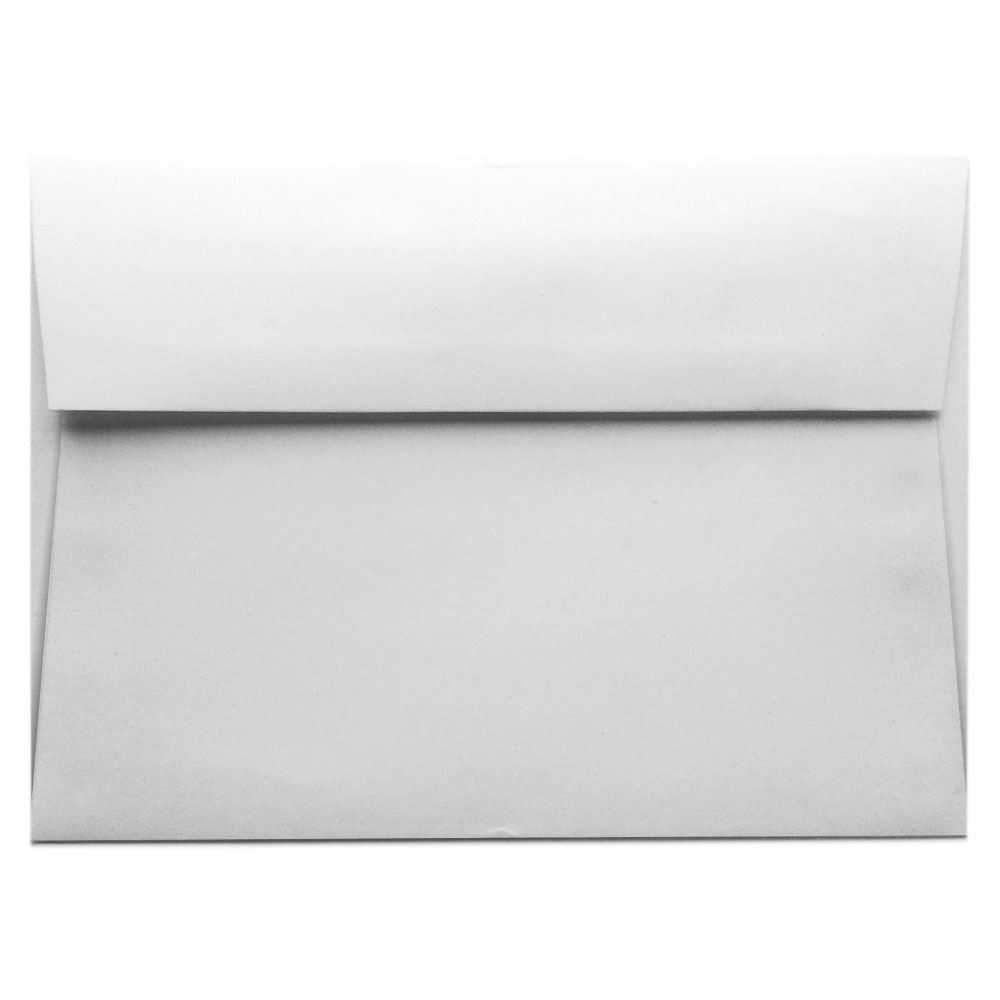 note card café a7 envelopes 7 25 x 5 25 available in 14 colors