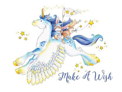 Picture of Wishing on a Star Pegasus