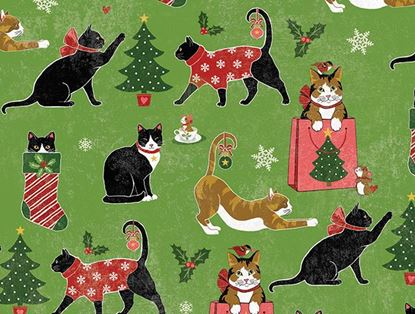 Picture of Christmas Cats