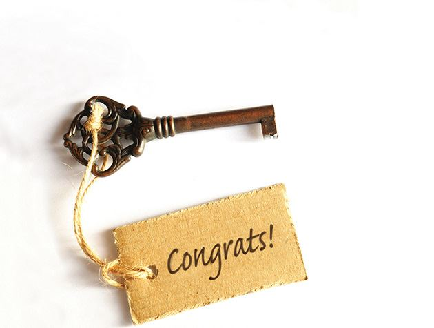 Picture of Congrats Key
