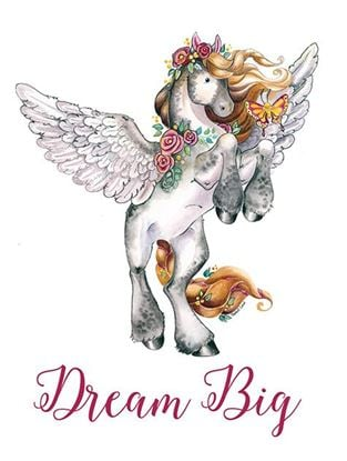 Picture of Dream Big Pegasus