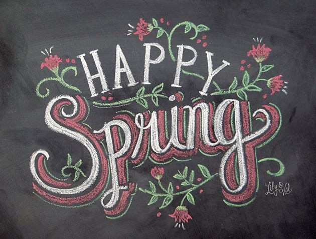 Picture of Happy Spring