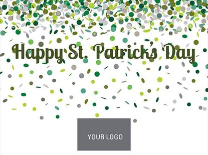Picture of Happy St Patricks day  - Logo