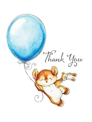 Picture of Thank You Bear