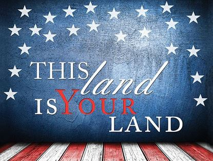 Picture of This Land is Your Land
