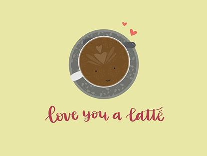 Picture of Love You a Latte