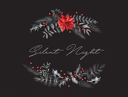 Picture of Silent Night Wreath