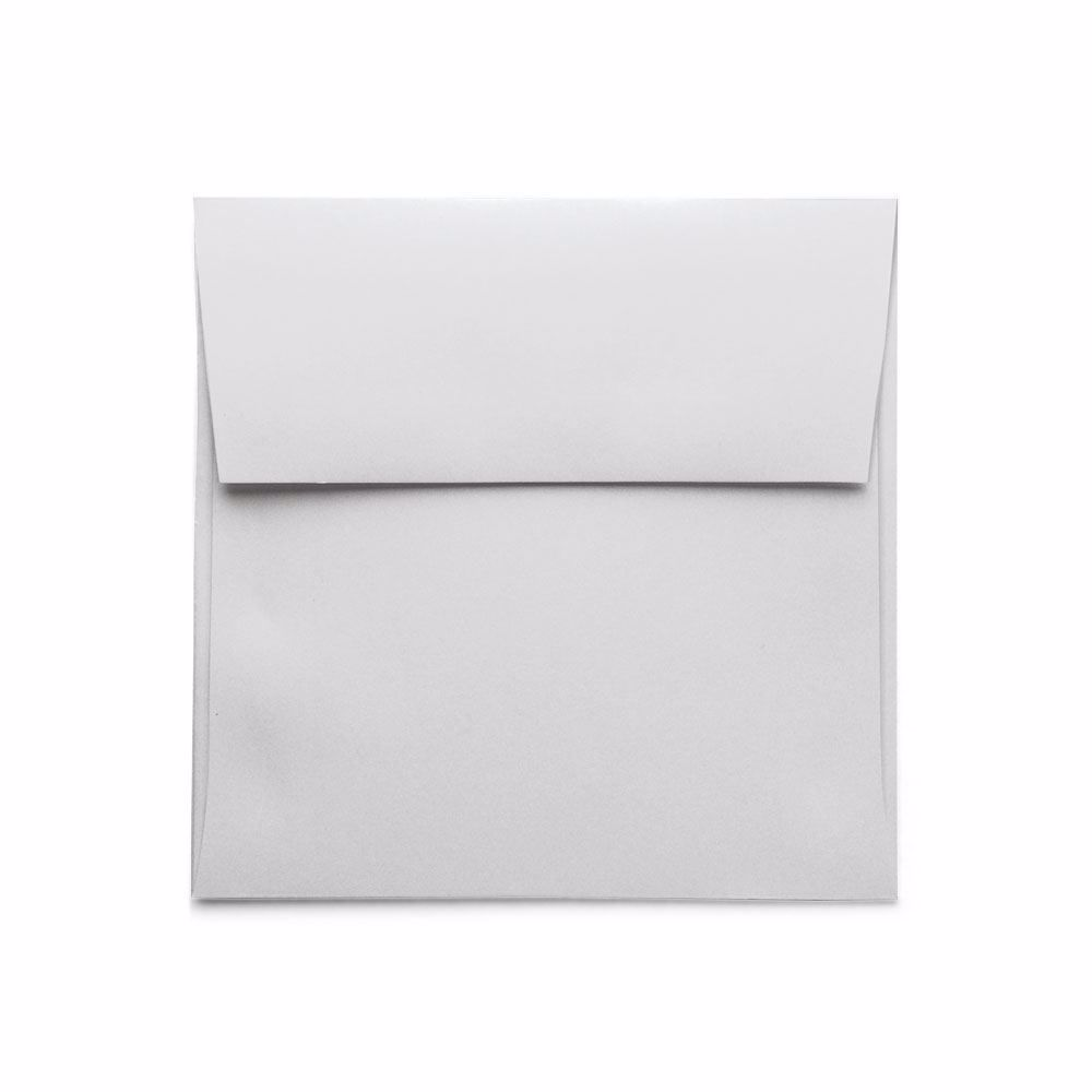 "White 5.5"" x 5.5"" Envelopes"