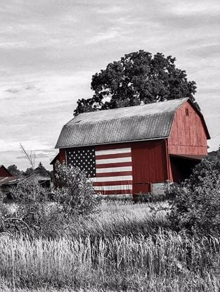 Picture of American Farmhouse